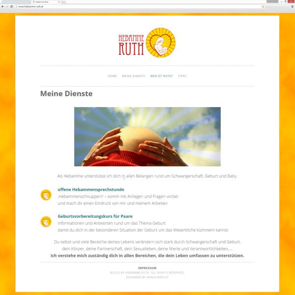Portfolio Referenzen Hebamme Ruth Annalinda At